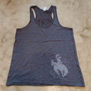 Bucking Horse Southern Jewelz Boutique Tank